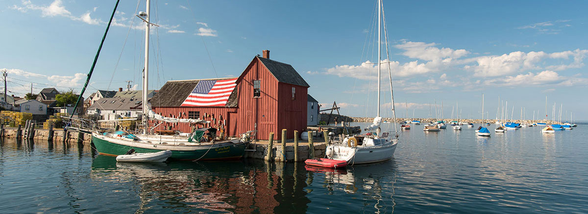 Rockport, Massachusetts docks