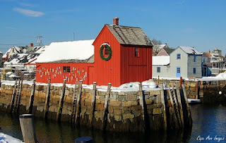 Christmas in Rockport!